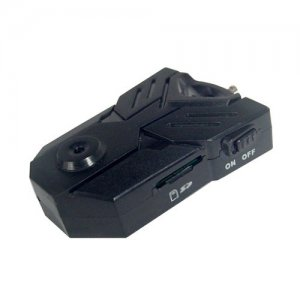 Transformer Style Mini Digital Video Recorder with MP3 Player and Web PC Camera